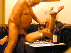 Big dick grandpa fuck a girl porn tube video