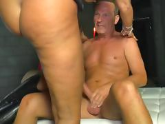 Threesome, Group, Mature, Old, Orgy, Threesome