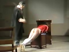 Afternoon Detention porn tube video