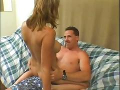 Matura blonde slut fucks with dildo before getting a hard anal fuck with dick tube porn video
