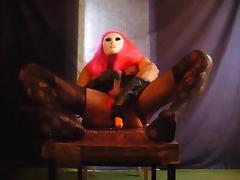 cum with dildo porn tube video