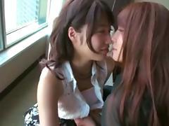 Intimate Lesbians Misa Yuki