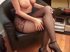 Boobs, Big Tits, Boobs, Mature, MILF, Pantyhose