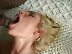 Nasty Blonde In Hard Groupsex Action by Cezar73