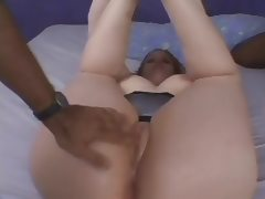 Bbw Candy With 2 Men