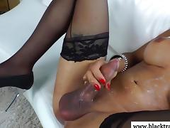 Shemale, Anal, Cumshot, HD, Shemale, Transsexual