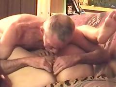Sexy senior Darla and Dave tube porn video