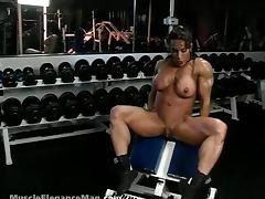 Denise Masino 30 - Female Bodybuilder tube porn video