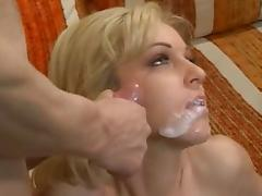 Threesome with hot facial ending 164.SMYT