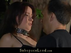 Hardcore fuck and punish in bdsm game