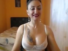 MILF, Amateur, Mature, MILF, Tattoo, Romanian