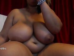 Fabulous huge tit webcam 18