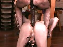 Long strap-on