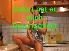 German dilettante wifey swinger sex tape