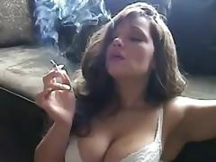 Cigarette, Amateur, Smoking, Teen, Cigarette