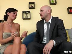 Hardcore Sex Positions In A Nasty Asslick And Rim Job Fun