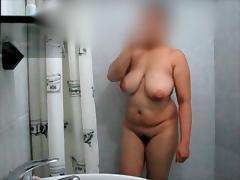 Daddy, Amateur, Bath, Bathing, Bathroom, Shower