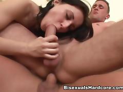 BisexualsHardcore Video: Rhianna Samuel
