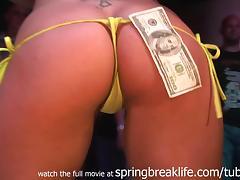 SpringBreakLife Video: Bikini Booty Shake Contest