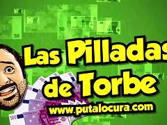 puta locura nerd latina with huge natural tits picked up by torbe tube porn video