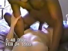 One of my wife's old darksome fuck movie