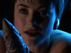 Amanda Donohoe,Catherine Oxenberg in The Lair Of The White Worm (1988) porn tube video