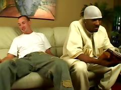 Big Black Dick Gets White Ass For A Hardcore Anal Fuck