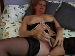 FRENCH MATURE 23 anal mature mom milf threesome dp tube porn video