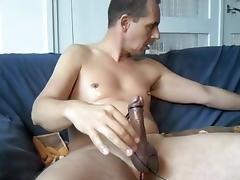 HD Super Cumshot Loadblocked sounding tube porn video