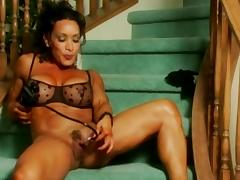 How to enjoy a big clit. tube porn video