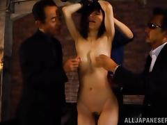 All, Asian, Brunette, Foursome, Horny, Japanese
