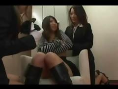Lesbian Pawn Shop Seducers tube porn video