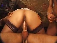 French Old and Young, 18 19 Teens, Amateur, Anal, Assfucking, Big Tits