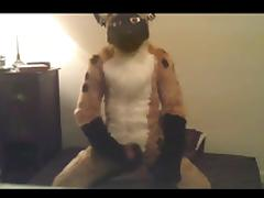 fursuit teasing