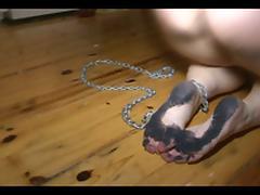 Feet, Ass, BDSM, Dirty, Feet, Nude