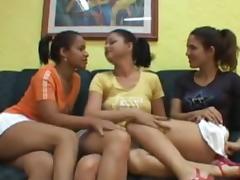 Ass Licking, Ass, Ass Licking, Brazil, Latina, Lesbian