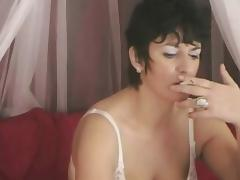smoke girl 2