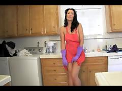 Cleaning the House porn tube video