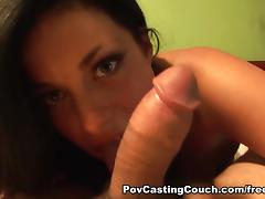Povcastingcouch Movie: Angelica Raven