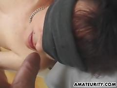 Blindfolded, Amateur, Anal, Ass, Assfucking, Blindfolded