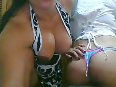 karina and her friend 2 girls horny Colombian well tube porn video