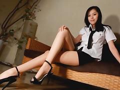 Korean, Asian, Brazil, Dress, Japanese, Posing