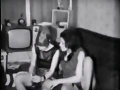 1960, Amateur, Classic, Fingering, Kinky, Vintage