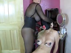 LADY BURGLAR AND THE MILF MOBSTER tube porn video