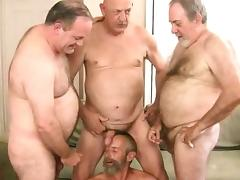 Jerking daddies