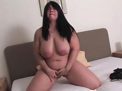 Sultry big milf