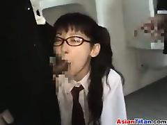 Bookworm, Amateur, Asian, Blowjob, Fingering, Fucking