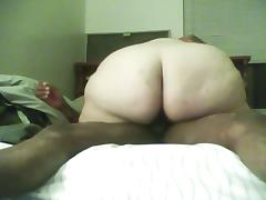 FAT WHITE BBC SLUT HOG BITCH NAMED AMANDA I MET ON MEETME 3