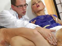 Kinky pornstars in sexy uniform enjoying a wild clothed sex groupsex action porn tube video