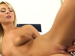 Lusty anal play with nectar